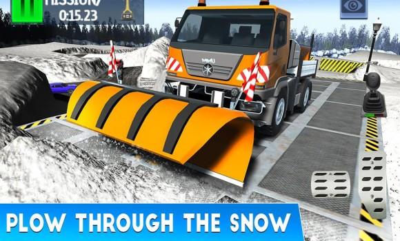 Winter Ski Park: Snow Driver Ekran Görüntüleri - 1