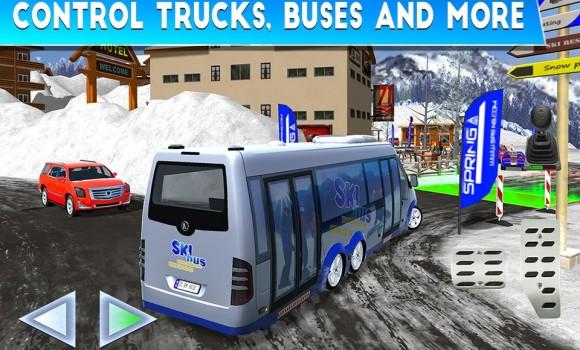 Winter Ski Park: Snow Driver Ekran Görüntüleri - 3