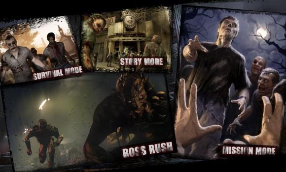 Zombie Hitman Ekran Görüntüleri - 3