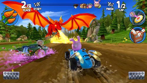 Beach Buggy Racing 2 Ekran Görüntüleri - 3