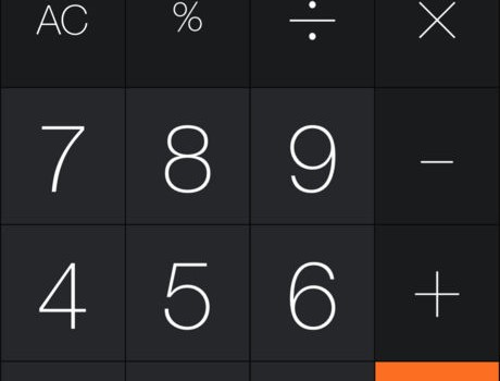 Calculator iRocks Ekran Görüntüleri - 2