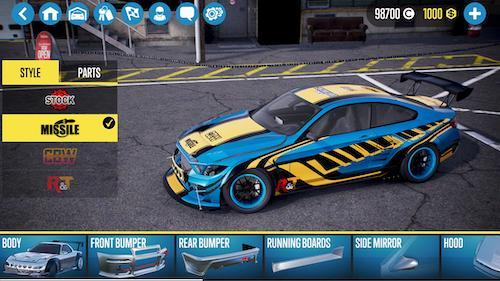 CarX Drift Racing 2 Ekran Görüntüleri - 3