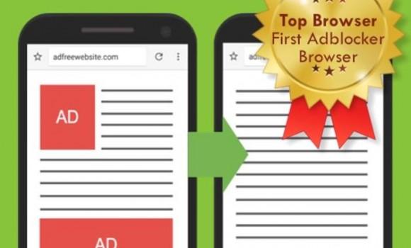 Free Adblocker Browser Ekran Görüntüleri - 1