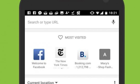 Free Adblocker Browser Ekran Görüntüleri - 8