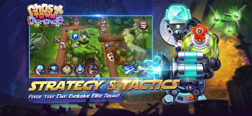 Ghost Town Defense Ekran Görüntüleri - 1