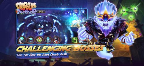 Ghost Town Defense Ekran Görüntüleri - 3