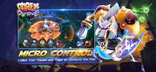 Ghost Town Defense Ekran Görüntüleri - 4