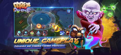 Ghost Town Defense Ekran Görüntüleri - 5