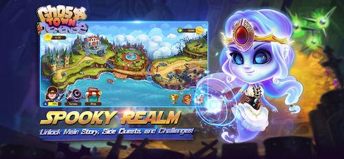 Ghost Town Defense Ekran Görüntüleri - 6