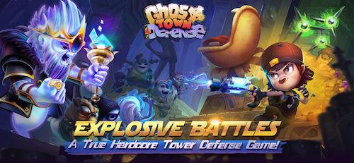 Ghost Town Defense Ekran Görüntüleri - 8