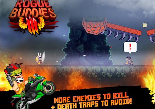 Rogue Buddies 3 Ekran Görüntüleri - 4