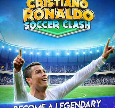 Ronaldo: Soccer Clash Ekran Görüntüleri - 1