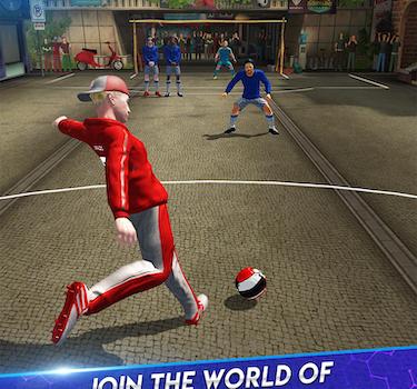 Ronaldo: Soccer Clash Ekran Görüntüleri - 2
