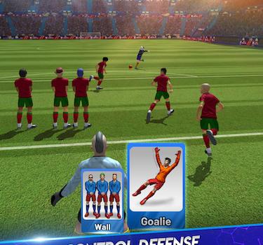 Ronaldo: Soccer Clash Ekran Görüntüleri - 3