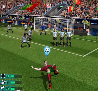 Ronaldo: Soccer Clash Ekran Görüntüleri - 7