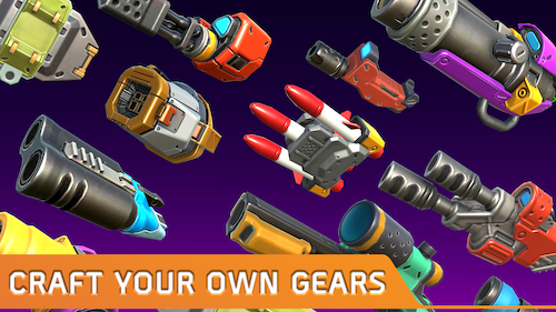 Turbo Squad Ekran Görüntüleri - 3