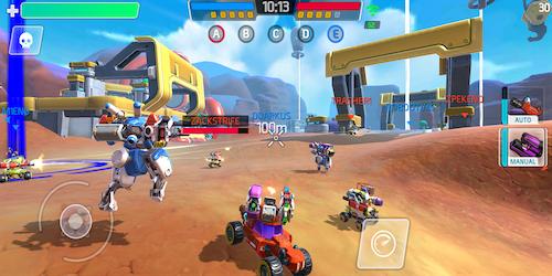 Turbo Squad Ekran Görüntüleri - 5