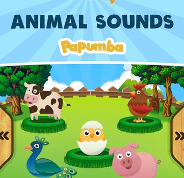 Papumba Animal Sounds Ekran Görüntüleri - 3