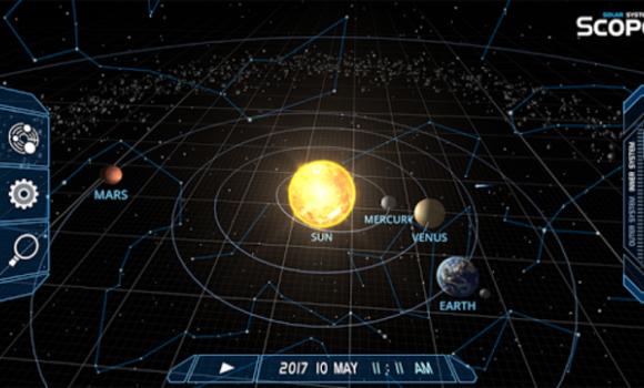 Solar System Scope Ekran Görüntüleri - 1