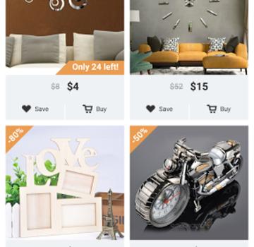 Home Design & Decor Shopping Ekran Görüntüleri - 1