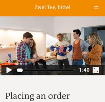 DW Learn German Ekran Görüntüleri - 3