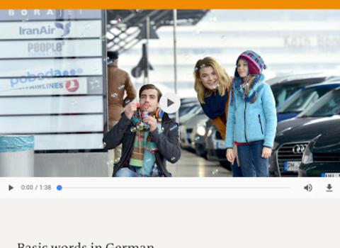 DW Learn German Ekran Görüntüleri - 6