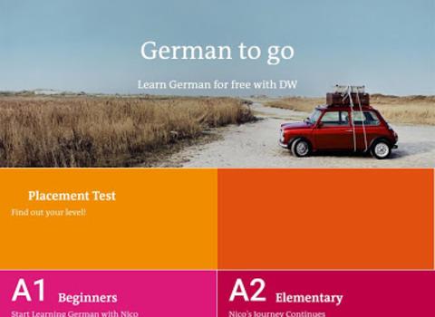 DW Learn German Ekran Görüntüleri - 8