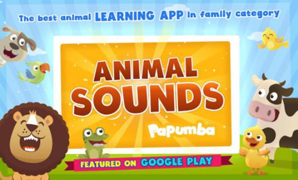 Papumba Animal Sounds Ekran Görüntüleri - 13