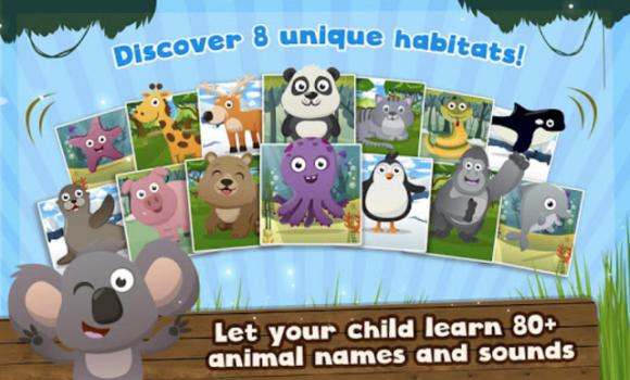 Papumba Animal Sounds Ekran Görüntüleri - 14