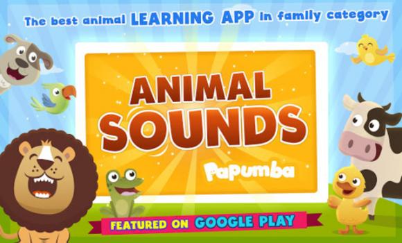 Papumba Animal Sounds Ekran Görüntüleri - 7
