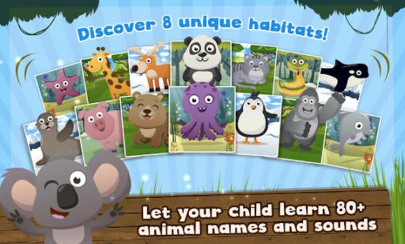 Papumba Animal Sounds Ekran Görüntüleri - 8