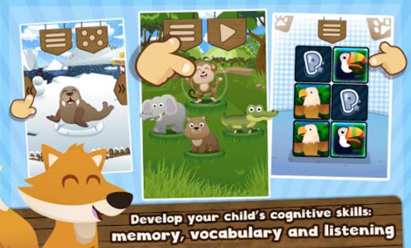 Papumba Animal Sounds Ekran Görüntüleri - 9