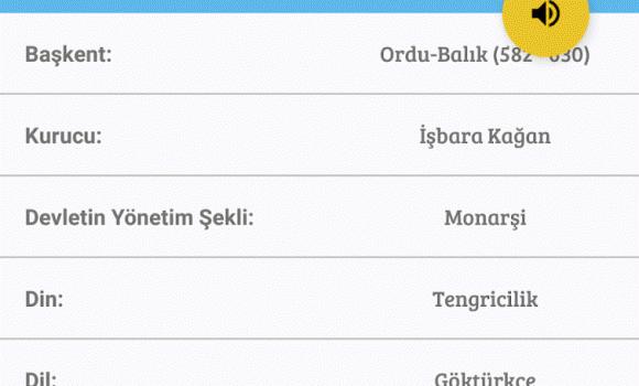 Türk Tarihi Ekran Görüntüleri - 1