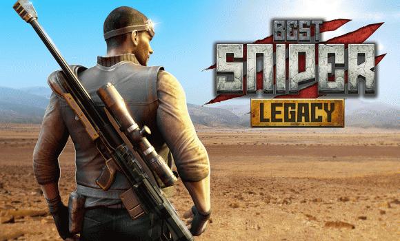Best Sniper Legacy 4 - 4