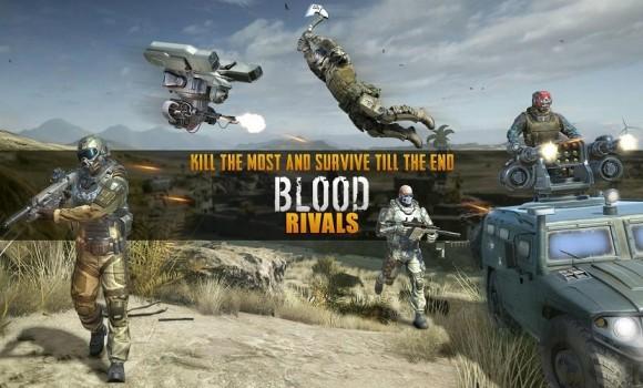 Blood Rivals 1 - 1