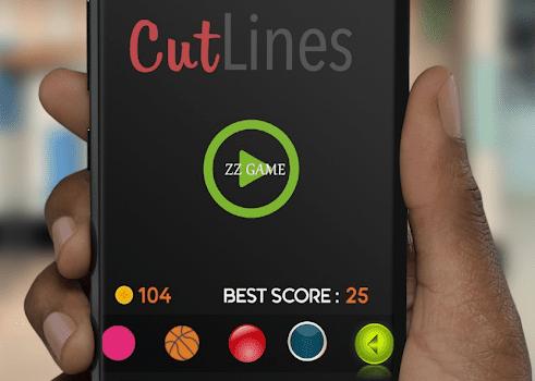 Cut Lines 1 - 1