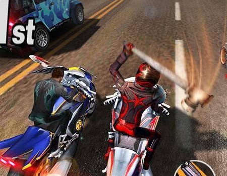 Fury Rider 1 - 1