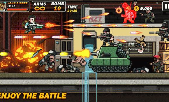 Metal Mercenary 2 - 2