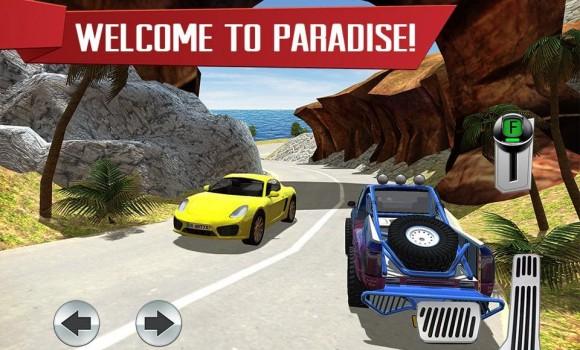 Parking Island: Mountain Road 1 - 1