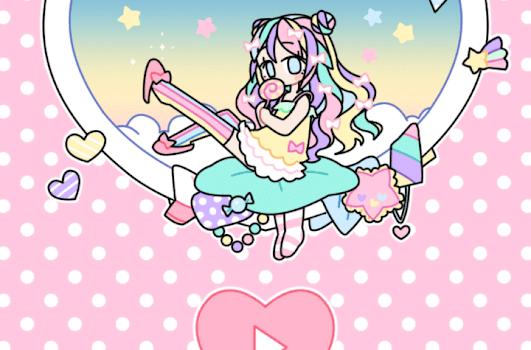Pastel Girl 1 - 1