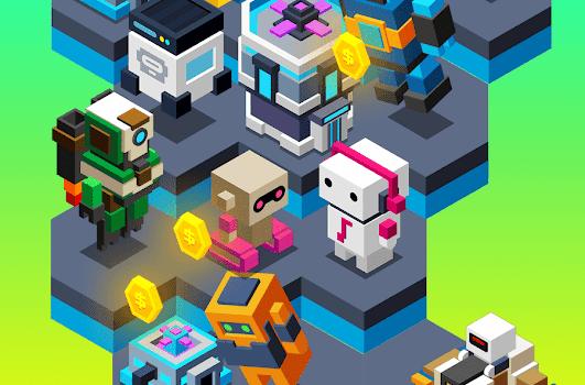 Robot Merge 2 - 2