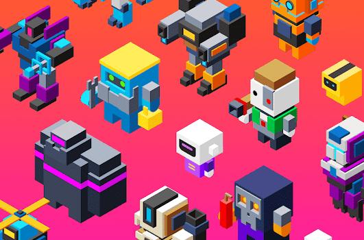 Robot Merge 3 - 3