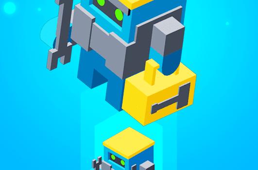 Robot Merge 5 - 5
