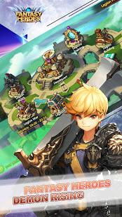 Fantasy Heroes: Demon Rising Ekran Görüntüleri - 1