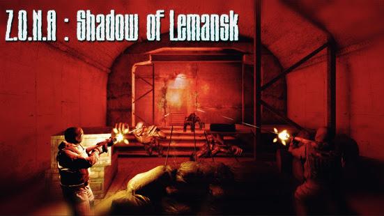 Z.O.N.A Shadow of Lemansk Ekran Görüntüleri - 3