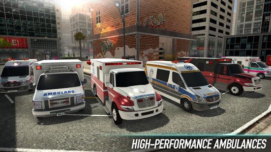 City Ambulance Ekran Görüntüleri - 1