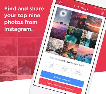 Top Nine for Instagram Ekran Görüntüleri - 3