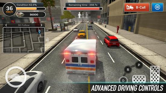 City Ambulance Ekran Görüntüleri - 2