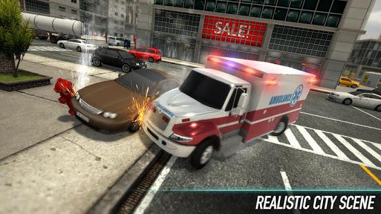 City Ambulance Ekran Görüntüleri - 3