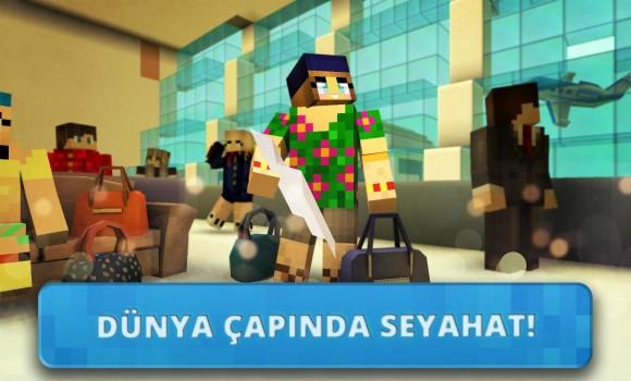 Airport Craft: Flight Simulator & Airport Building Ekran Görüntüleri - 2